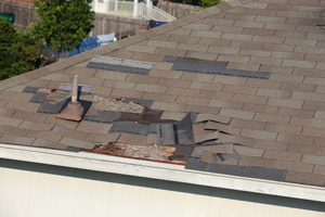The Greater Houston Area roof repair