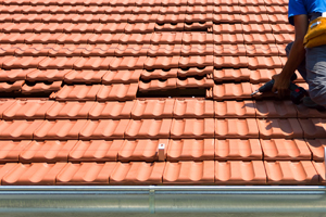 Roof Tile Removal U0026 Replacement
